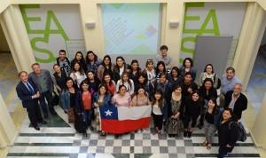 La Escuela Andaluza de Salud Pública forma a médicos de Chile