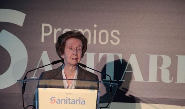 La española Margarita Salas triunfa en los Premios Inventor Europeo 2019