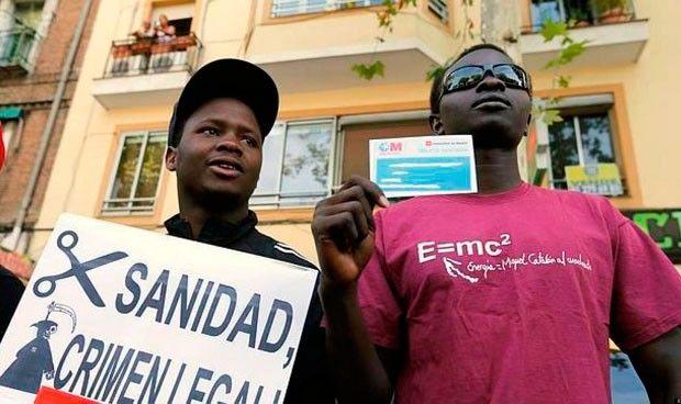 La exclusión sanitaria roza los 4.000 afectados en España desde 2014
