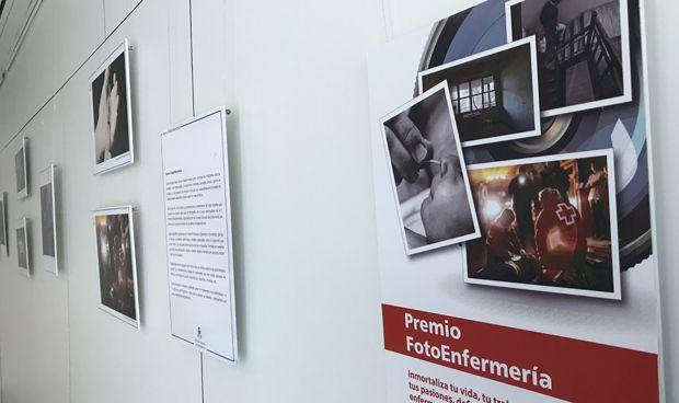 La exposición con los ganadores de FotoEnfermería arranca en Barcelona