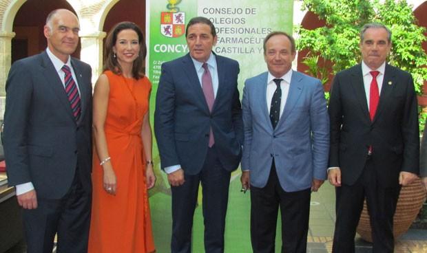La farmacia castellanoleonesa y Sanidad buscarán nuevas cotas de eficiencia
