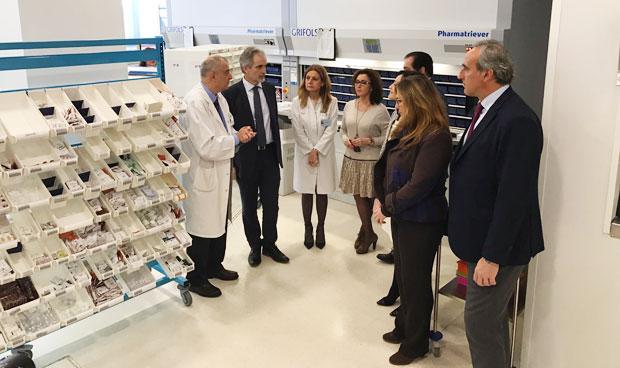 La Farmacia del Reina Sofía triplica su espacio
