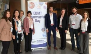 La Farmacia Oncológica de la SEFH forma parte del EBMT Pharmacist Committee