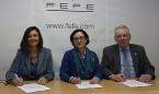 """La firma del nuevo convenio lleva la """"paz social"""" a la oficina de farmacia"""