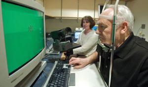 La 'fisioterapia' ocular ayuda a recuperar parte de la visión tras un ictus