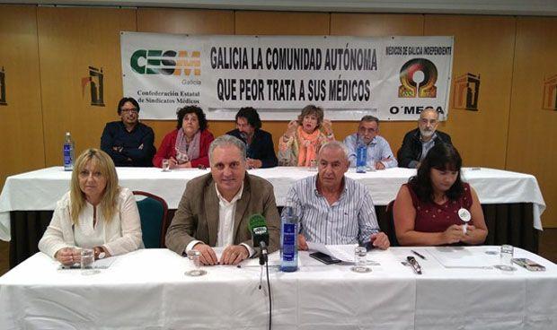 La fractura sindical de los médicos gallegos tiene un motivo claro