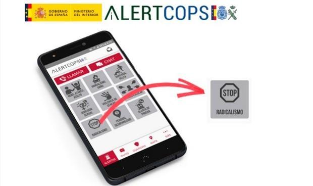 La función de Alertcops contra las agresiones en el SNS, en 'pause'