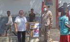 La Fundación Cofares dona medicamentos pediátricos a las Fuerzas Armadas