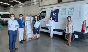 La Fundación Cofares realiza más de 100.000 donaciones para paliar el Covid