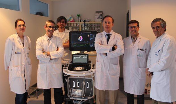 La Fundación Jiménez Díaz estrena equipo de ecocardiografía