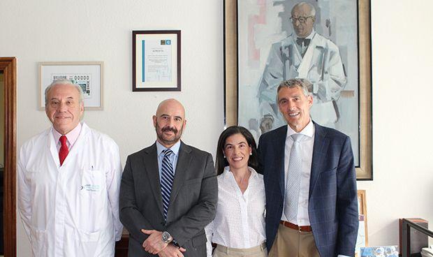 La Fundación Jiménez Díaz recibe el Reconocimiento de Excelencia en Gestión