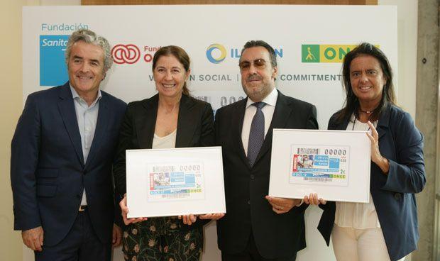 La Fundación Sanitas tendrá un cupón de la ONCE en su 20 aniversario