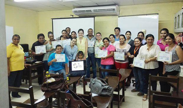 La Fundación SEMG Solidaria apoya la atención y docencia en Nicaragua