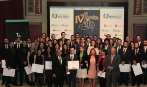 La Fundación Uniteco premia a los mejores del MIR 2016