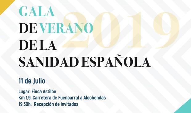 La Gala de la Sanidad se celebra el 11 de julio en Madrid