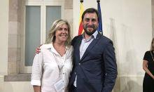 La Generalitat 'descansa' de los Comín tras perseguir su fundación