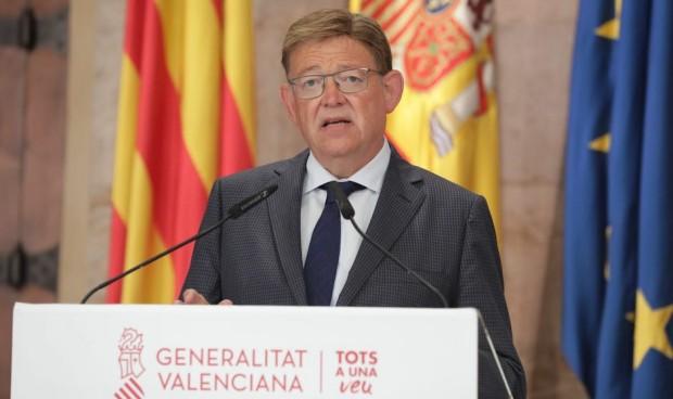La Generalitat pide a la Justicia cesar el uso del ozono para el Covid