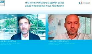 La gestión de los gases medicinales no está estandarizada en España