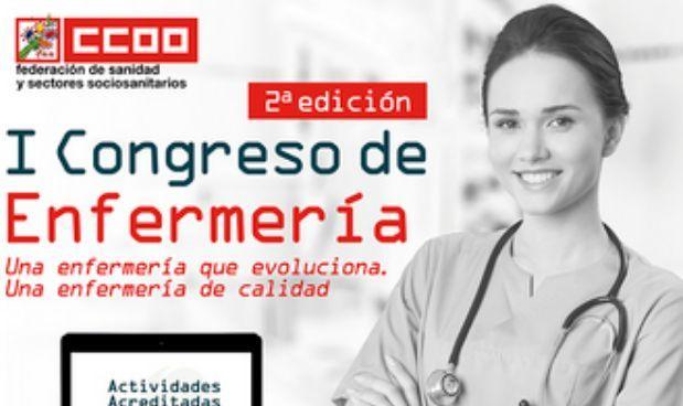 La gran cita enfermera de CCOO 'calienta motores'