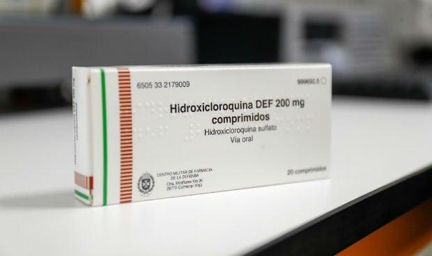 La hidroxicloroquina es segura para el corazón en pacientes Covid-19