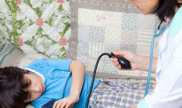 La hipertensión infantil se pasa por alto aun cuando está indicado tratarla