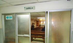 La Iglesia Evangélica no podrá utilizar la capilla de un hospital público