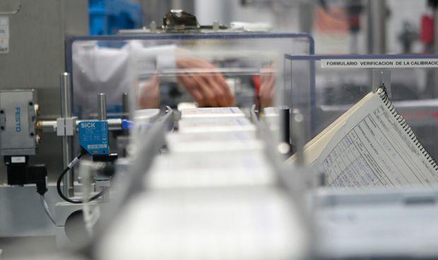 La industria del medicamento lidera el crecimiento de producción en España