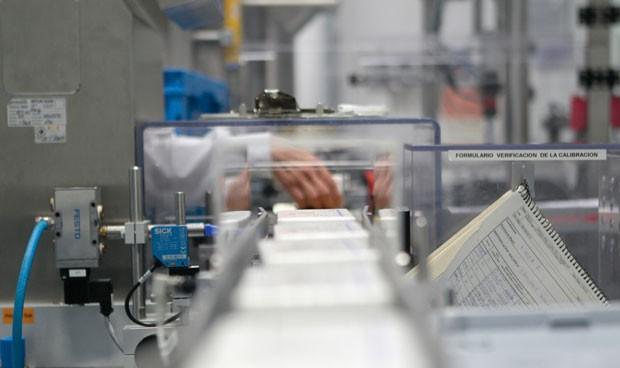 La industria farmacéutica sufre una leve caída de su cifra de negocio