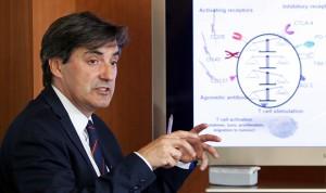 La inmunoterapia ya es mejor que la quimio en cáncer de pulmón
