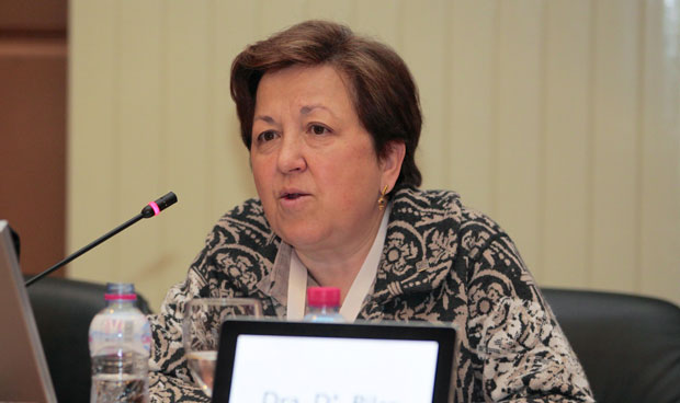 La 'inquebrantable' Pilar Farjas