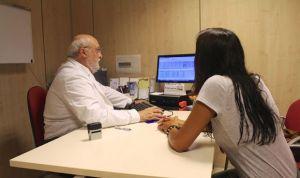 La insatisfacción de los españoles con su atención sanitaria no llega al 1%