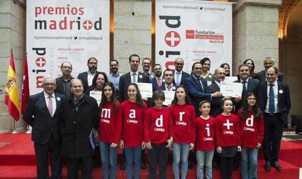 La investigación en salud, reconocida en los premios de Fundación Madri+d