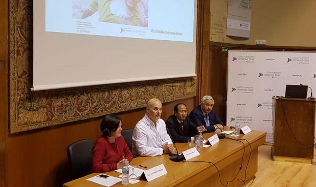La Jiménez Díaz actualiza los factores sanitarios del niño adoptado