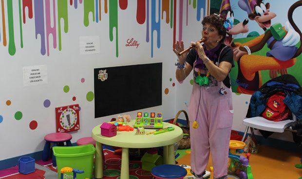 La Jiménez Diaz agiliza la atención de niños con discapacidad neurológica