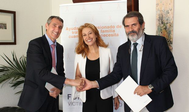 La Jiménez Díaz apoya psicológicamente a víctimas de accidentes de tráfico