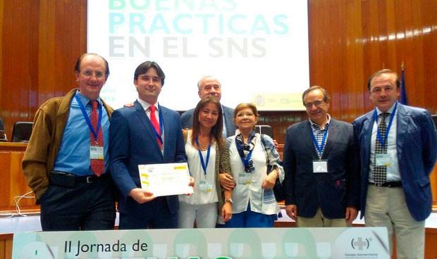 La Jiménez Díaz, reconocida por su trabajo en el abordaje de la EPOC