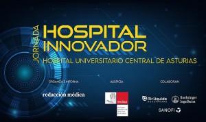 La Jornada Hospital Innovador Hospital Central de Asturias, este martes
