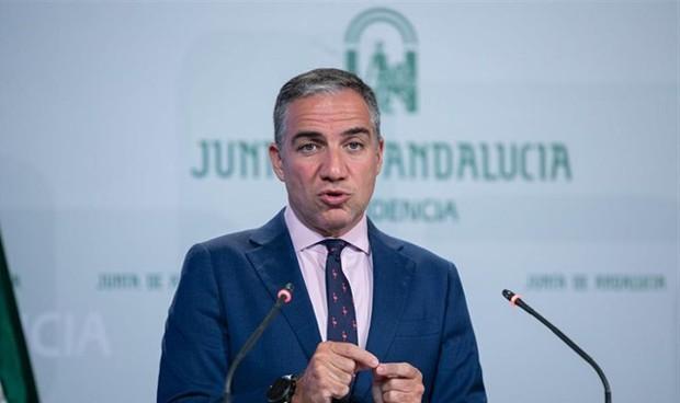 La Junta acusa al PSOE de inflar la tasa de vacunación en 853.716 pacientes