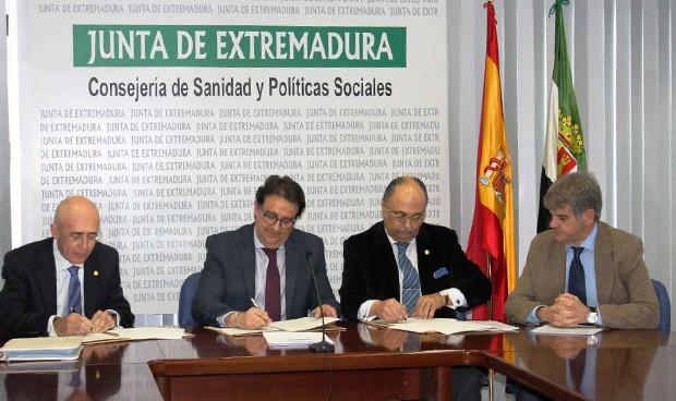 La Junta de Extremadura impulsa la prescripción por principio activo