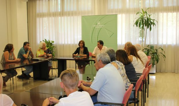 La Junta garantizará la sanidad de casi 1.900 menores extranjeros