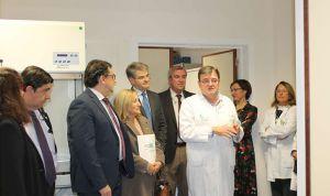 La Junta impulsa el Banco de Tumores del Hospital Infanta Cristina