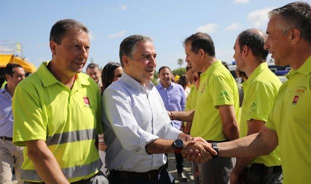 La Junta subraya que la próxima romería de El Rocío será cardioprotegida