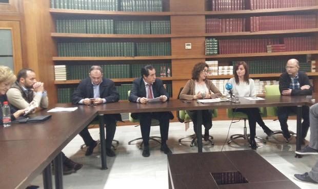 La Junta y las plataformas acuerdan dos hospitales completos en Granada