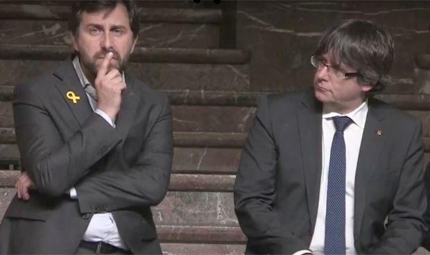 La Justicia cree que Cataluña organizó el 1-O con fondos sanitarios del FLA