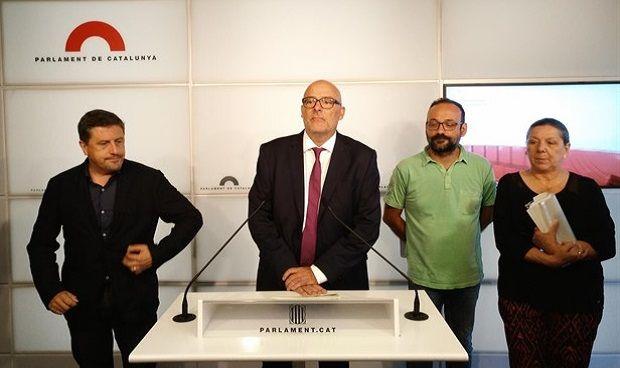 La ley de ruptura deja en 'punto muerto' a la sanidad catalana