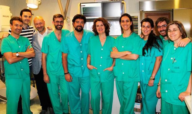 La Luz implanta con éxito prótesis valvulares aórticas