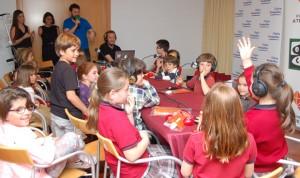 La magia de la radio llega a la Clínica Montpellier