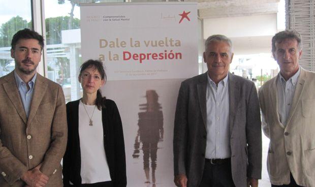 La mayoría de los españoles creen que la depresión, bien tratada, se cura