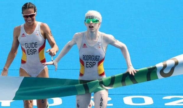 La médica Susana Rodríguez, medalla de oro en los paralímpicos de Tokio