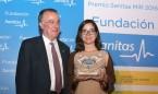 La mejor MIR de 2016 para Sanitas es una hematóloga de Salamanca